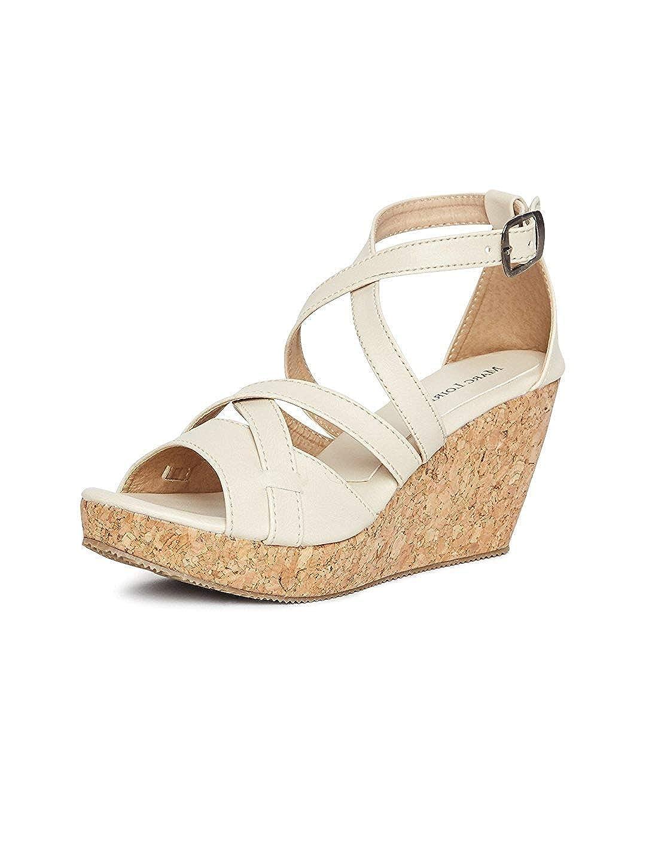 6d435be7c MarcLoire Women Wedge Heels