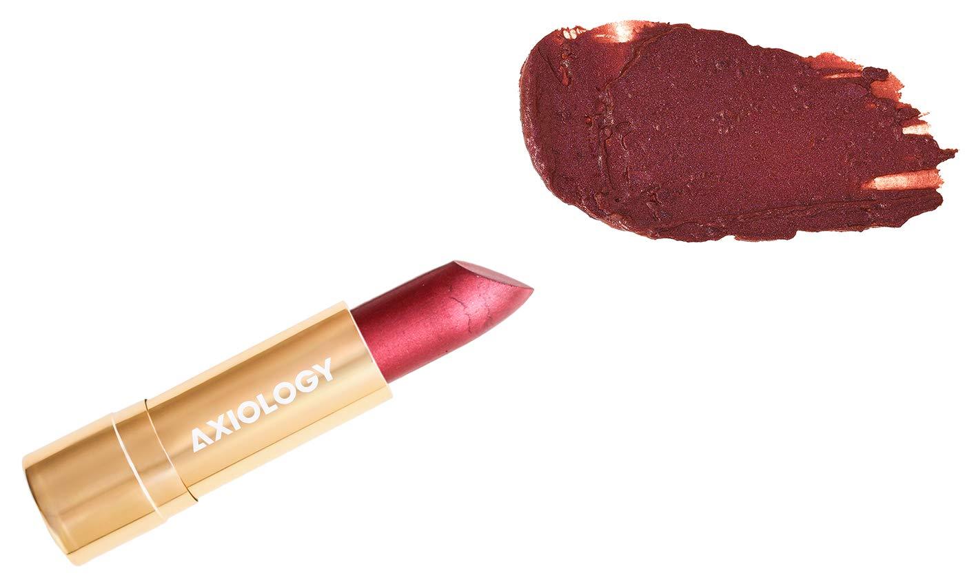 Axiology - Organic, Vegan, Cruelty-free Lipstick (Infinite | Mulberry Stain)