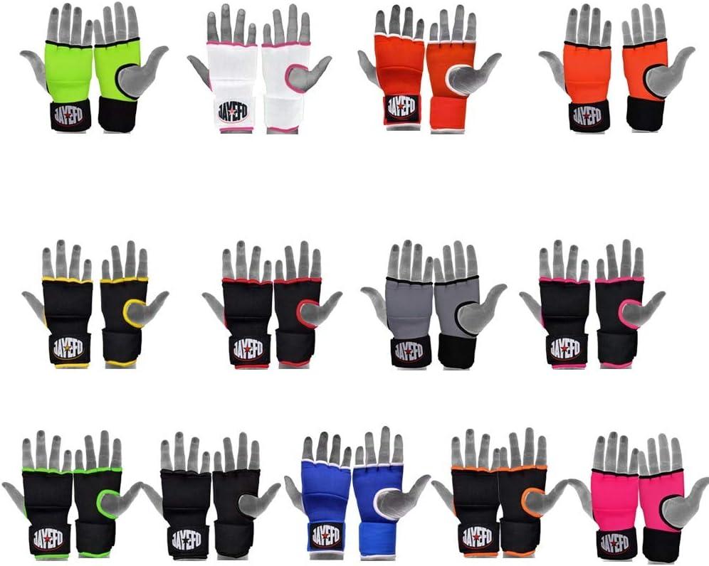 PHENOM IG-1 Gel Inner Gloves Hand Wraps Kick Boxing Training Inner Bandages MMA