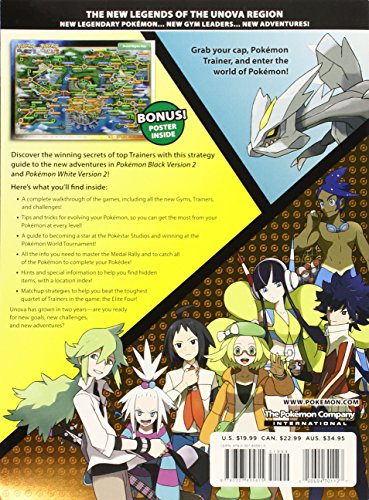 Pokémon black and pokémon white official game guide. Pdf | japanese.