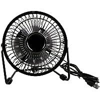 QVS Fan-U1 Negro - Ventilador (Negro)