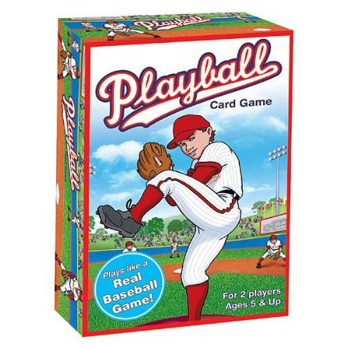 Play Playball Card International Playthings product image