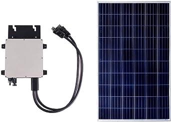 Pack Panel Solar Fotovoltaico Policristalino 275W Clase A + ...
