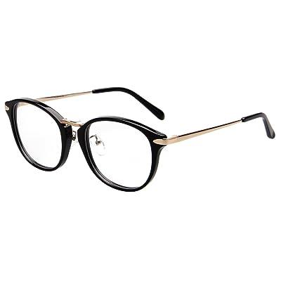 Amorays - Monture de lunettes - Femme - noir -