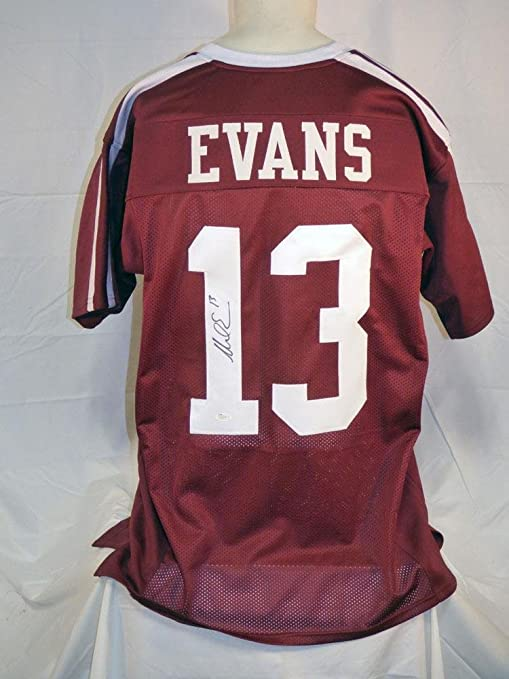 2a275017448 Amazon.com  Mike Evans Signed Jersey - Texas Am Custom - JSA Certified -  Autographed NFL Jerseys  Sports Collectibles
