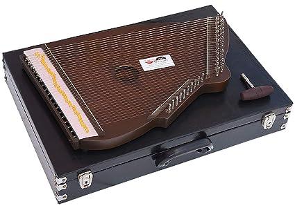 Amazon com: Swarmandal, Surmandal By Kaayna Musicals, 36