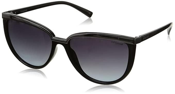 Amazon.com: Polaroid PLD 4016/S – Gafas de sol, negro: Clothing