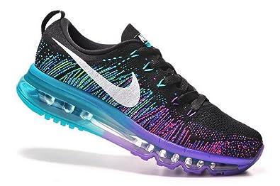 f85a10ee54 Nike Women's AIR MAX 2015 2016 2017 Air cushion Basketball Sports running  shoes-1