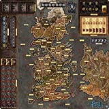 A Game of Thrones Board Game: Mother of Dragons Deluxe Gamemat