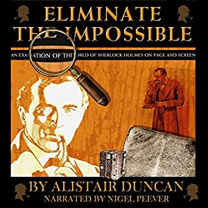 Eliminate the Impossible Audiobook