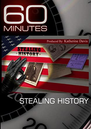 Amazon com: 60 Minutes - Stealing History: Movies & TV