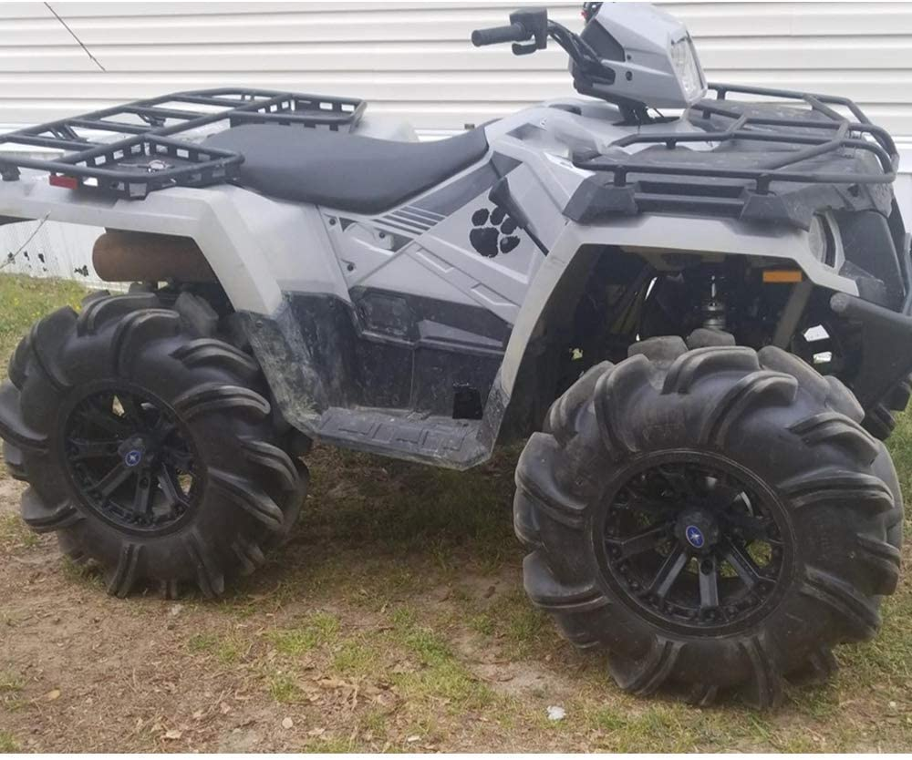 Dasen Front and Rear Suspension 2 inch Lift Kit Compatible with all 1999-2019 Polaris Sportsman 500 600 700 800