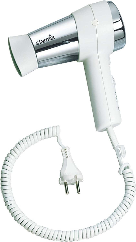 Starmix TFC 16 - Secador de pelo, color blanco/plateado: Amazon.es: Salud y cuidado personal