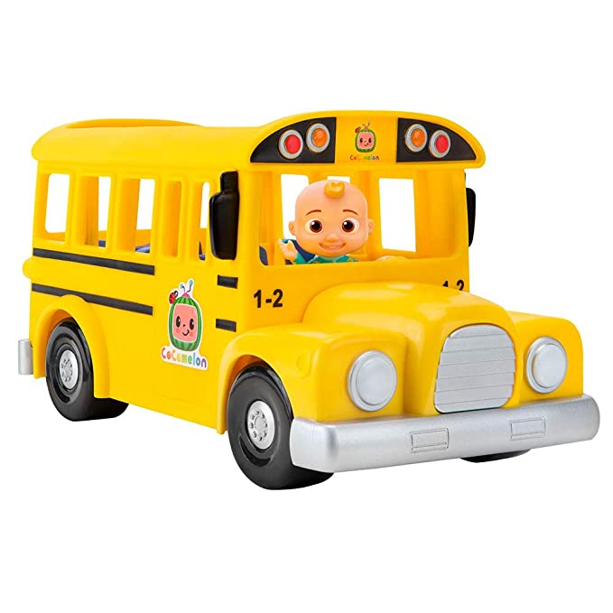 Cocomelon Autobus Musical del Cole Cocomelon