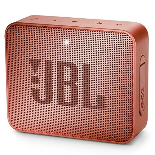 JBL GO 2 - Altavoz portátil con Bluetooth resistente al agua