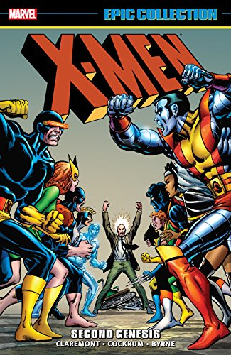 X-Men Epic Collection: Second Genesis (Uncanny X-Men (1963-2011) Book 5)
