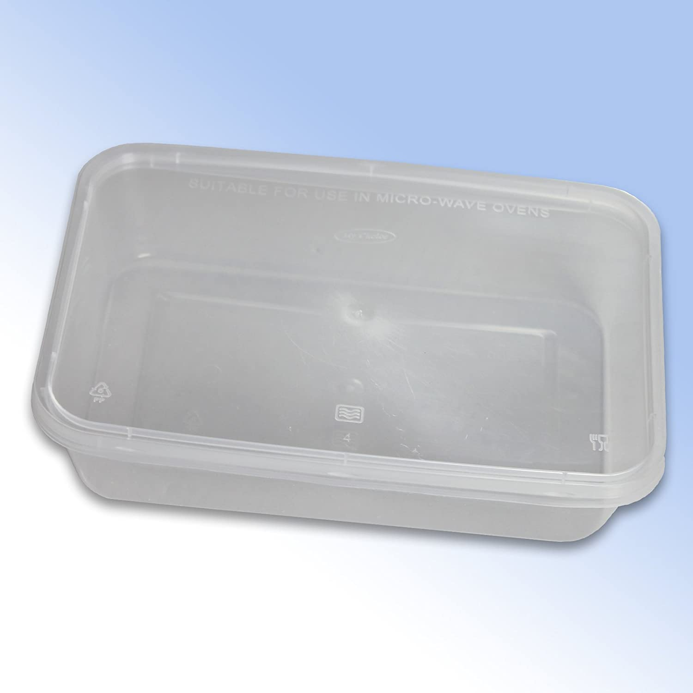 All-Pack Solutions - Fiambreras para alimentos (para microondas ...