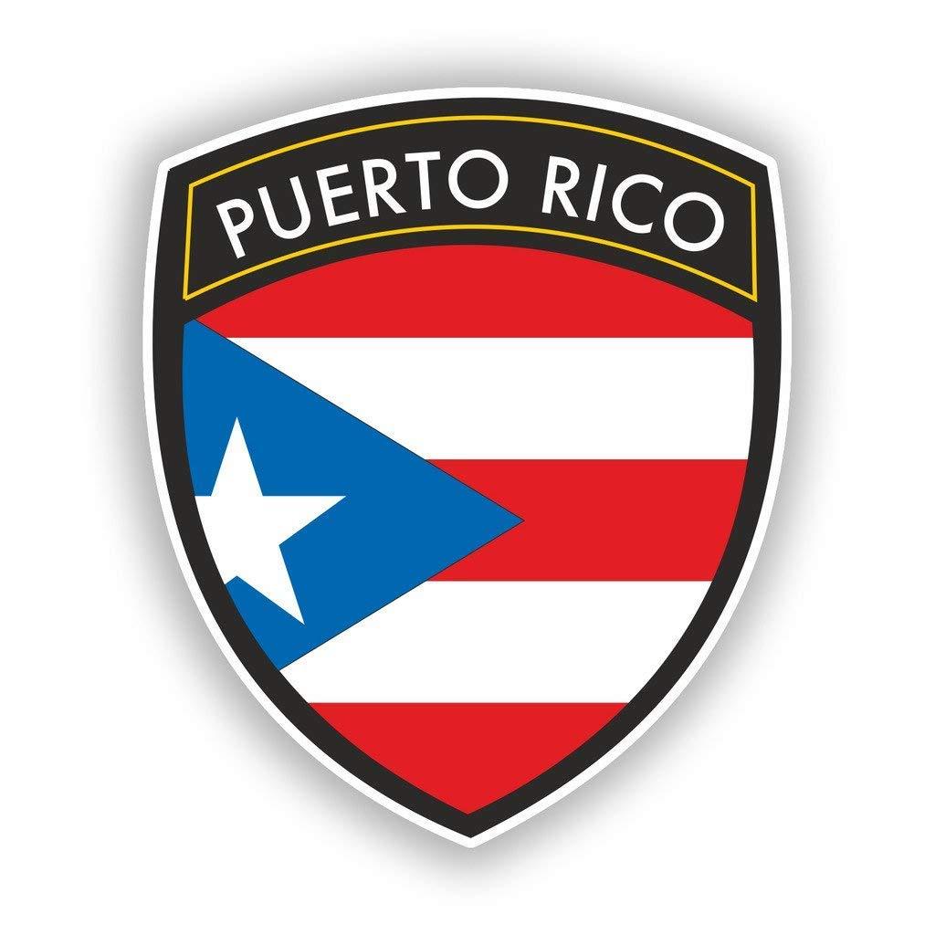 Puerto Rico Flag Design Round Metal 0.75 Lapel Pin Hat Shirt Pin Tie Tack Pinback