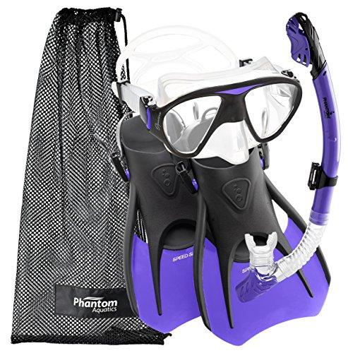 Phantom Aquatics Speed Sport Signature Mask Fin