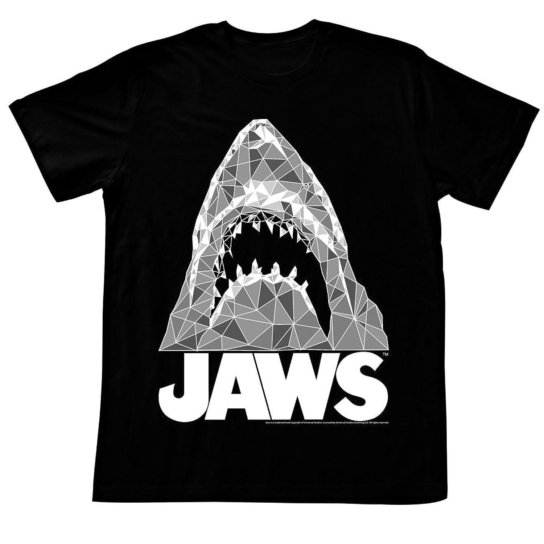 Jaws 1970's Shark Thriller Spielberg Movie Disco Ball Great White Adult T-Shirt