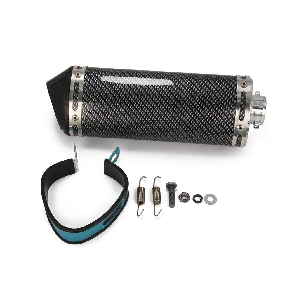 Titane Syst/ème complet de silencieux d/échappement pour moto For CRF150F CRF230F 2003-2013