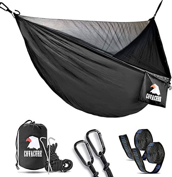 Covacure Camping Hammock - The Highest Weight Capacity