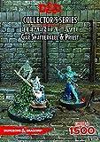 Gale Force 9 Dungeons & Dragons: Elemental Evil: Gar Shatterkeel & Water Priest (2 Figs) Board Games
