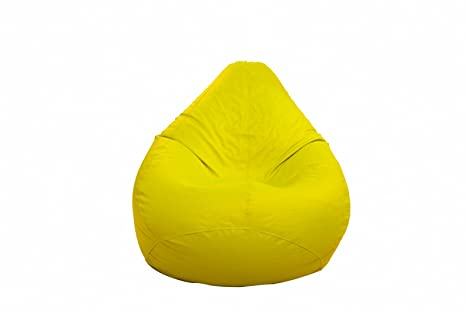 Styleco Yellow Bean Bag Cover XXL