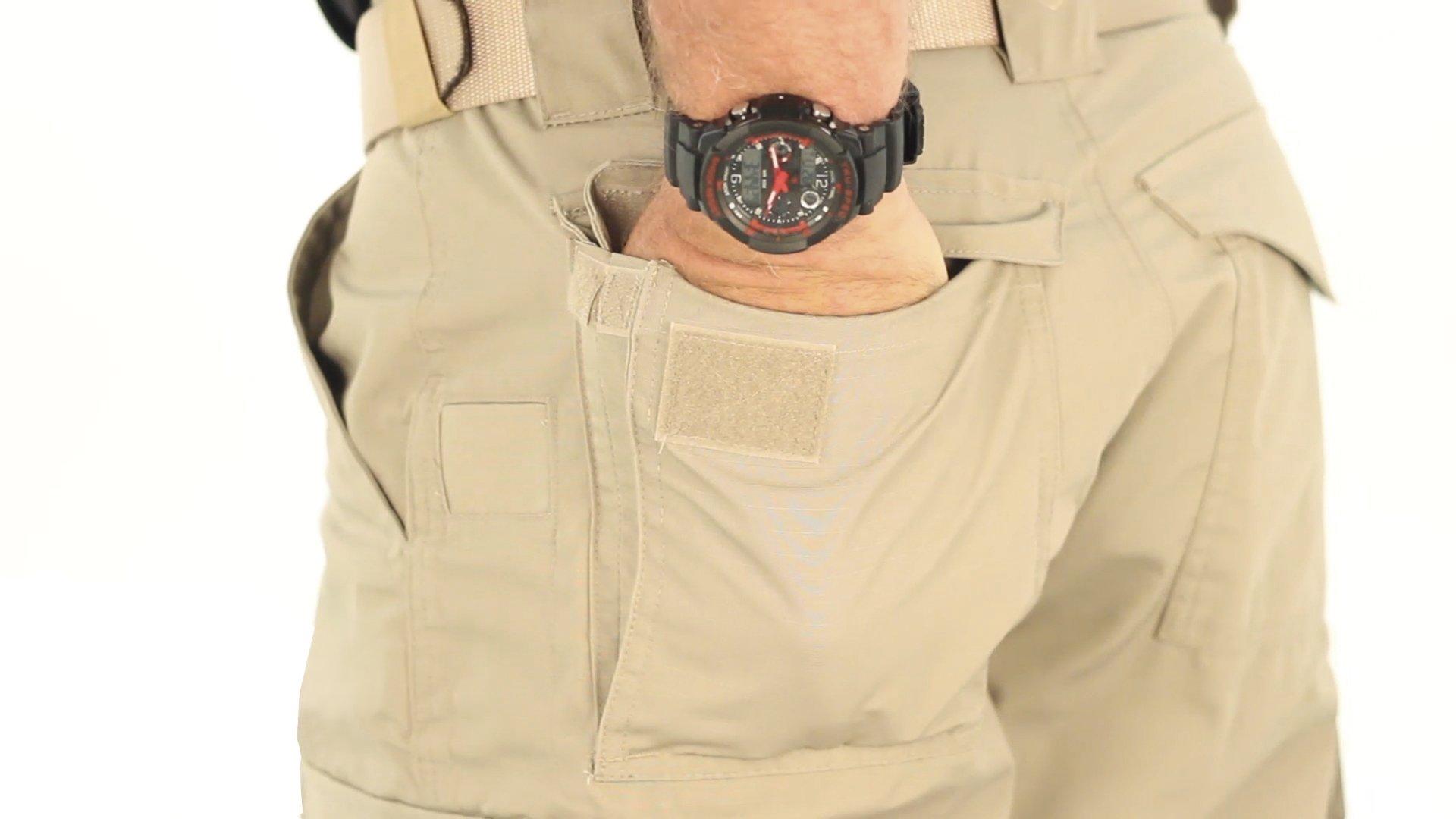 TRU-SPEC Men's 24-7 Tactical Pant, Coyote, 32 x 32-Inch by Tru-Spec (Image #3)