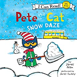 Pete the Cat: Snow Daze