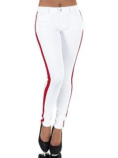 P061 Damen Jeans Hose Damenjeans Röhrenjeans Röhrenhose Röhre Normaler Bund 0b060345a3