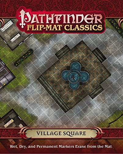 Pdf Science Fiction Pathfinder Flip-Mat Classics: Village Square (Pathfinder Flip-mats Classics)
