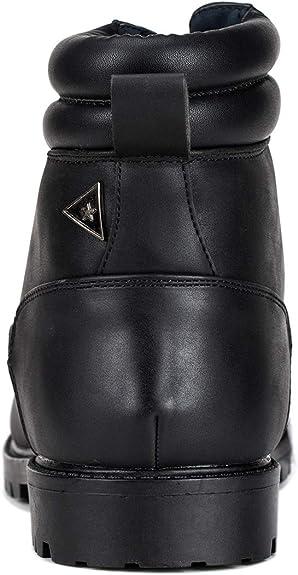 Jivana Mens Chelsea Ankle Dress Boots Oxford