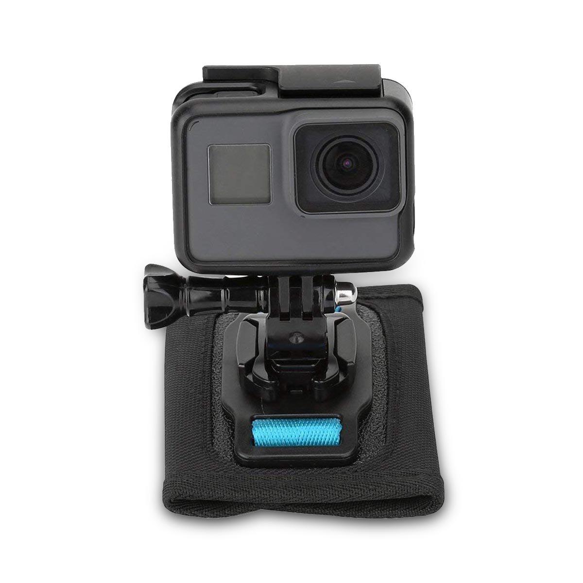 Soporte de Clip Giratorio de 360 Grados para GoPro Hero 6 5 4 AuyKoo