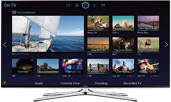 Samsung UE40H6200AW 40 Full HD Compatibilidad 3D Smart TV WiFi Negro - Televisor (1.4a, Full HD, A+, 16:9, 16:9, 1920 x 1080 (HD 1080)): Amazon.es: Electrónica