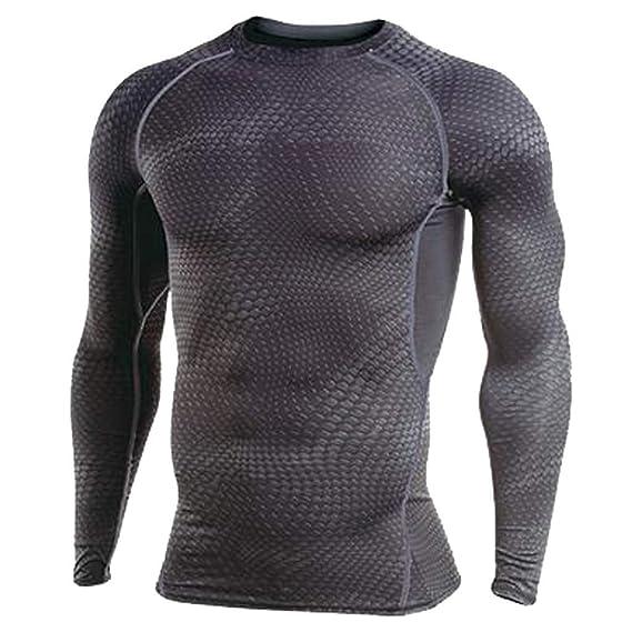 Falke Herren Running Pullover Funktionsshirt Langarmshirt Half Zip
