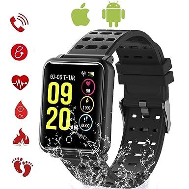 Tagobee TB06 IP68 a prueba de agua Smart Watch HD Touch Screen fitness tracker soporte de