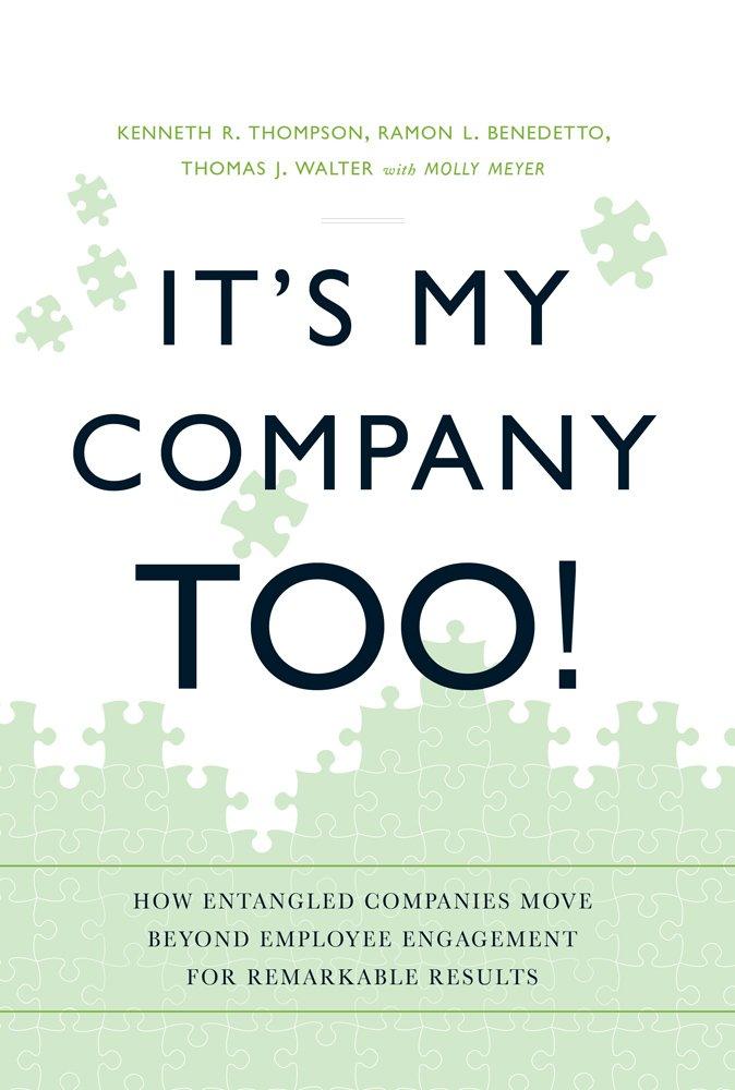 Its My Company Too How Entangled Companies Move Beyond Employee