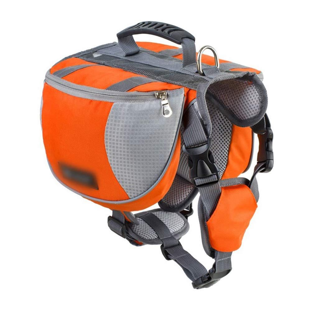 FELICIPP Borsa per Cani da Viaggio Zaino da Viaggio per per per Auto da Lavoro (Colore   arancia) 63e318