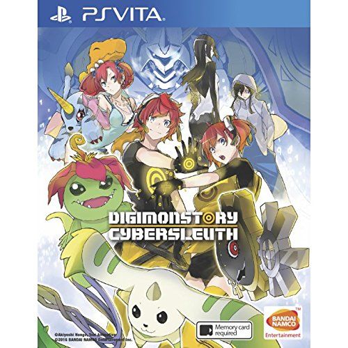 PS VITA Digimon Story: Cyber Sleuth (English subtitle)