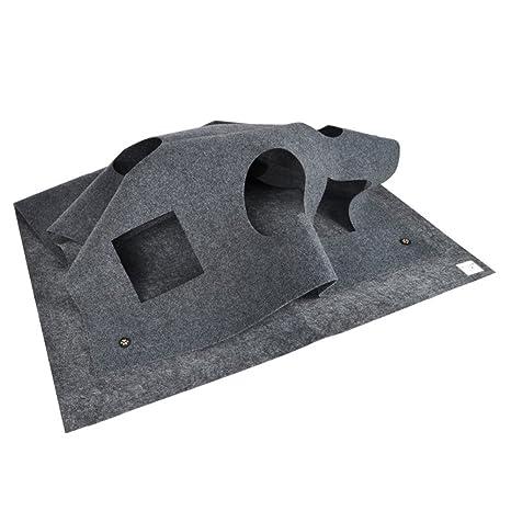 AIHOME kratz Matte plegable lavable a los arañazos Alfombra Rascador para gatos juguete Ideal scratching Empleo