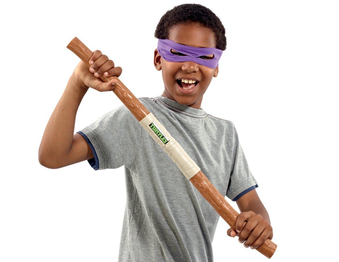 Amazon.com: Teenage Mutant Ninja Turtles Donatello Combat ...
