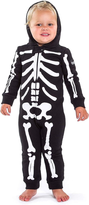 Rubies Costume Baby Skeleton Romper Costume
