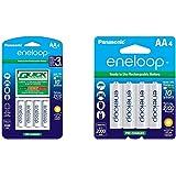 Amazon.com: 4 x AAA NiMH Panasonic (Sanyo) Eneloop – Pilas ...