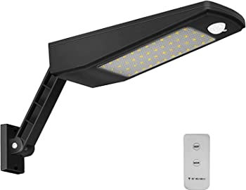 Heneng Outdoor Solar LED Wall Light