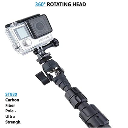 How to do 360 video with gopro holder