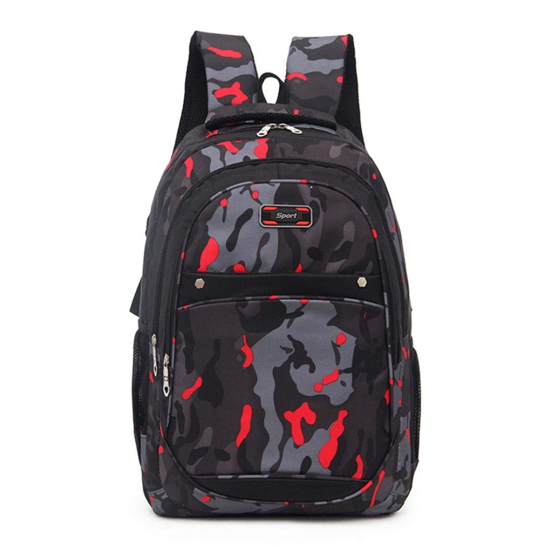 DURABLE AND LIGHTWEIGHT CHILDREN BACKPACK: Water resistant, 600D  anti-scratch and easy to wipe clean nylon oxford fabric, high quality  polyester lining and ...