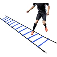 Ohuhu Agility Ladder, Speed Training Exercise Ladders for Soccer Football Boxing Footwork Sports Speed Agility Training…