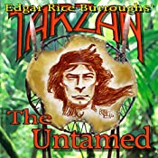 Tarzan the Untamed | Edgar Rice Burroughs