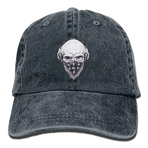 Summer Fairy Mask (Mask Skull Baseball Hat Men And Women Summer Sun Hat Travel Sunscreen Cap Fishing Outdoors)